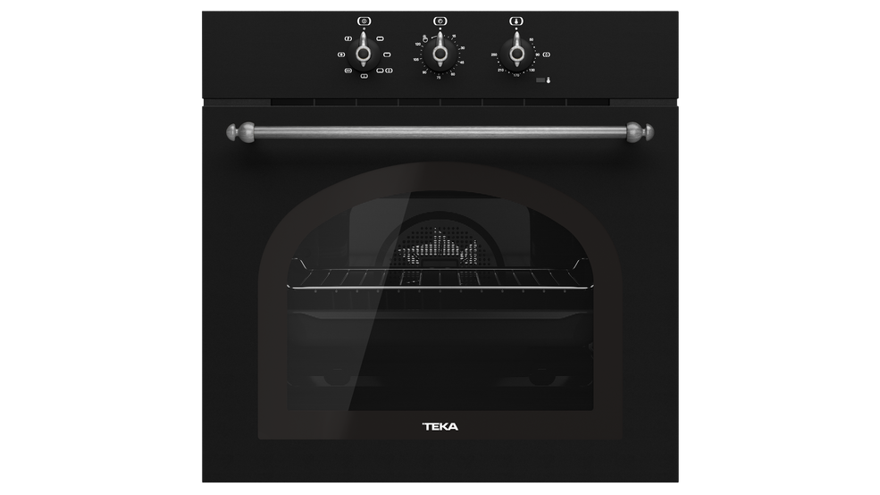 View 1 of oven HRB 6100 Anthracite Silver by Teka