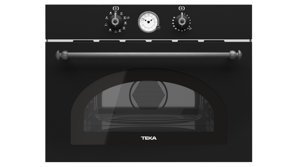 View 1 of oven MWR 32 BIA ATS Anthracite Silver by Teka