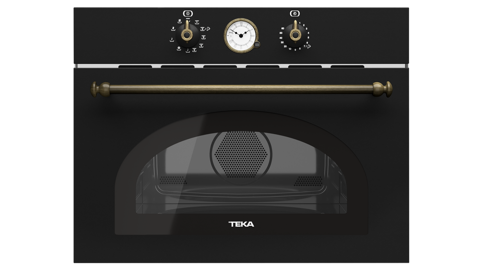 View 1 of oven MWR 32 BIA AT Anthracite Brass by Teka