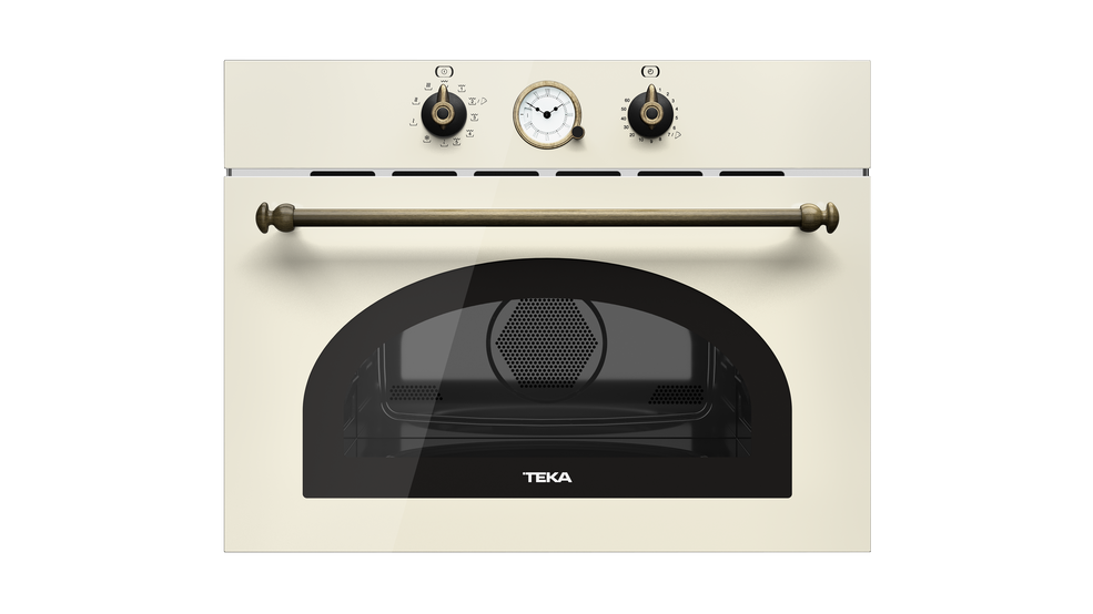 View 1 of oven MWR 32 BIA VN Vanilla Brass by Teka