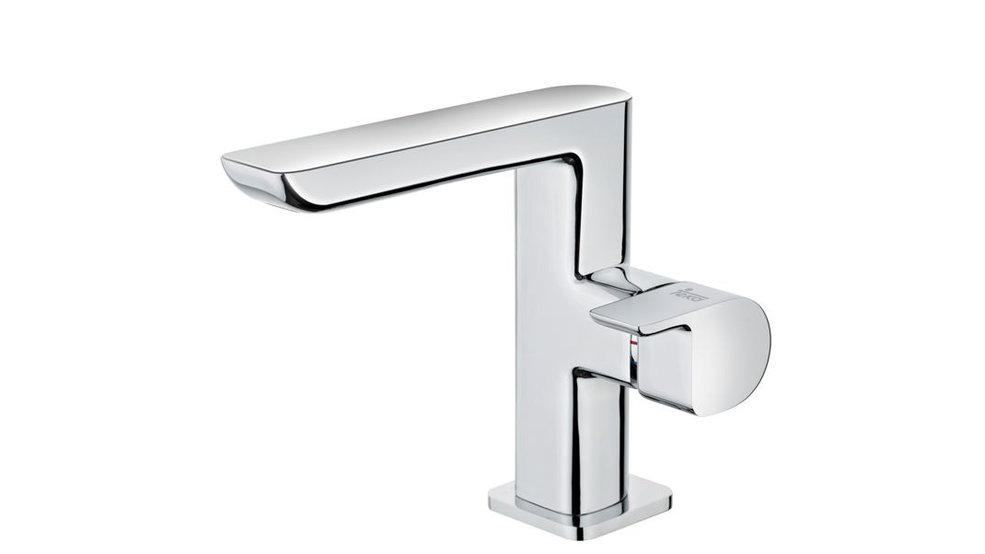 View 1 of bath tap FORMENTERA Chrome by Teka
