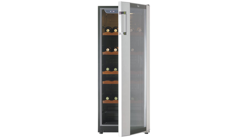 View 1 of wine cooler RV 51 E Stainless Steel by Teka