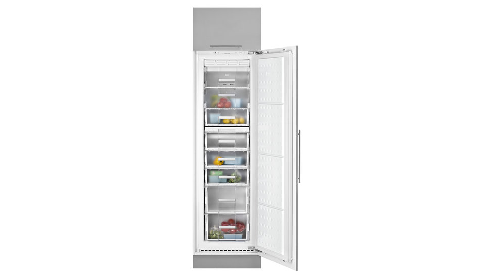 View 1 of freezer TGI2 200 NF White by Teka