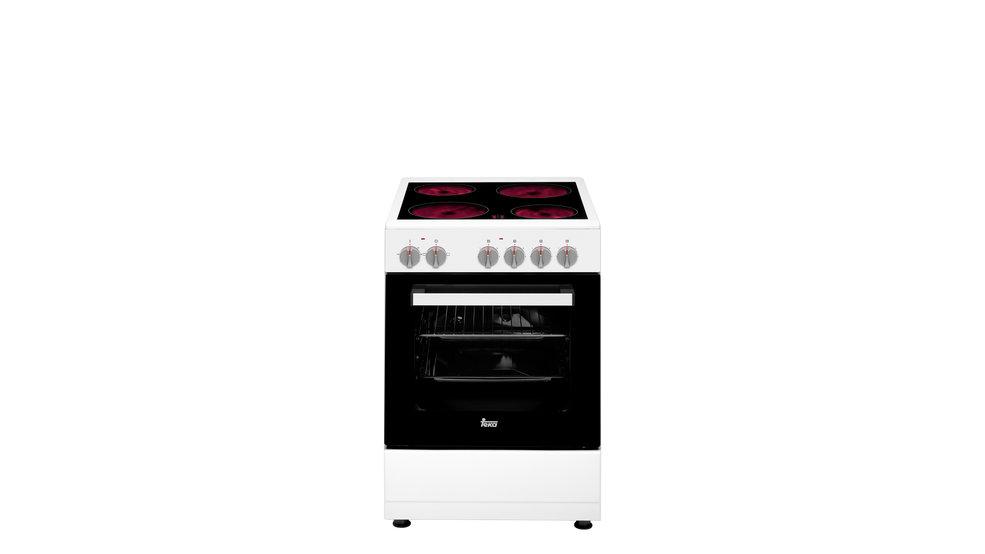 Imagen 1 de cocina de libre instalación FS 502 4VE White de Teka