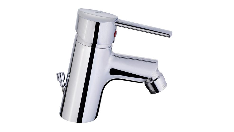 Imagen 1 de grifo de baño ARES BIDET MIXER Chrome de Teka