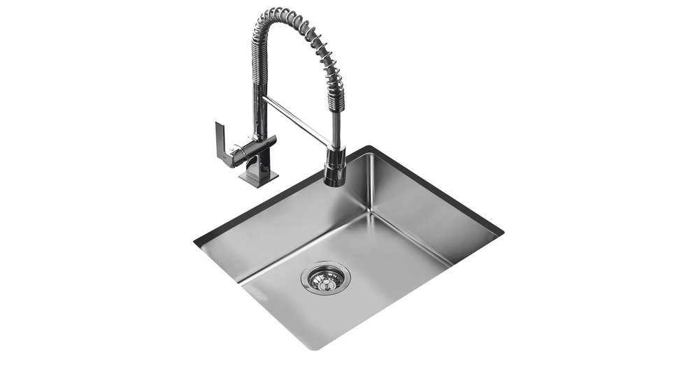 View 1 of sink BeLinea R15 21.17 by Teka