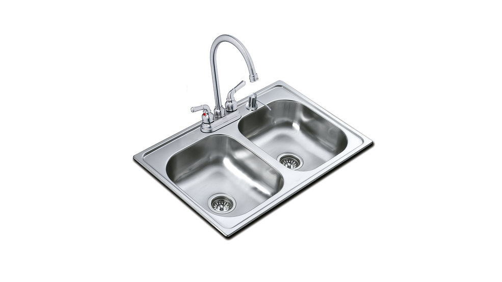 View 1 of sink 840.483 (33.19) 2B 7