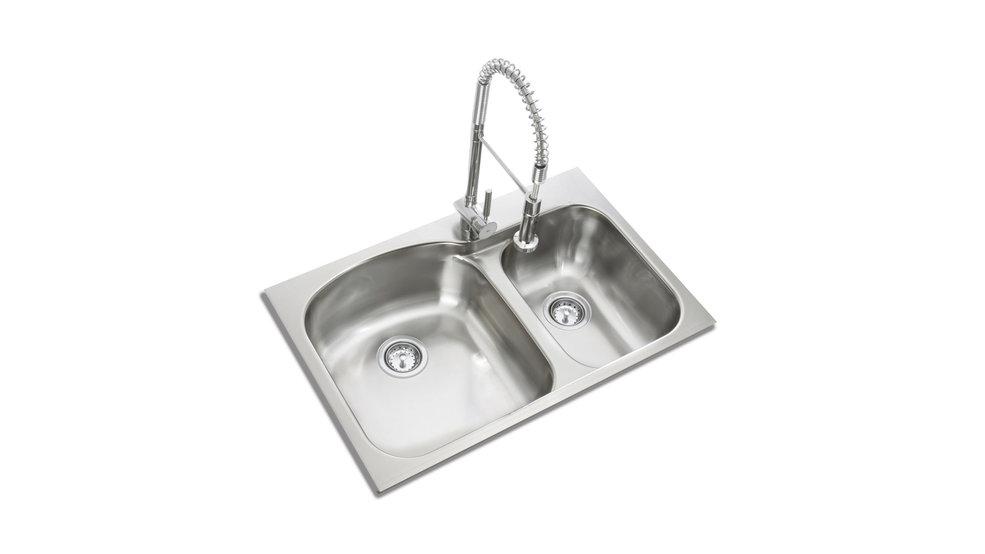 View 1 of sink DM 33.22 2B 9