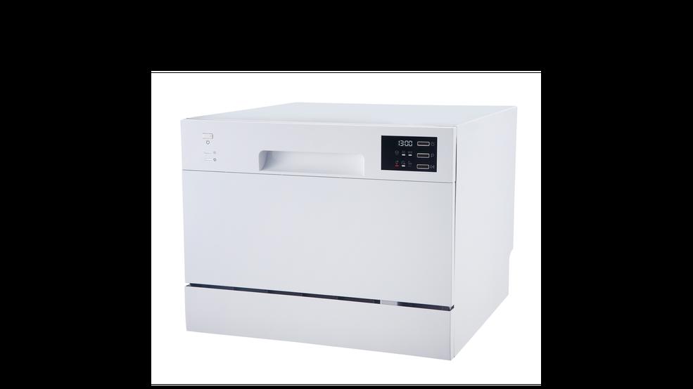 Imagen 1 de lavavajillas LP2 140 Blanco de Teka