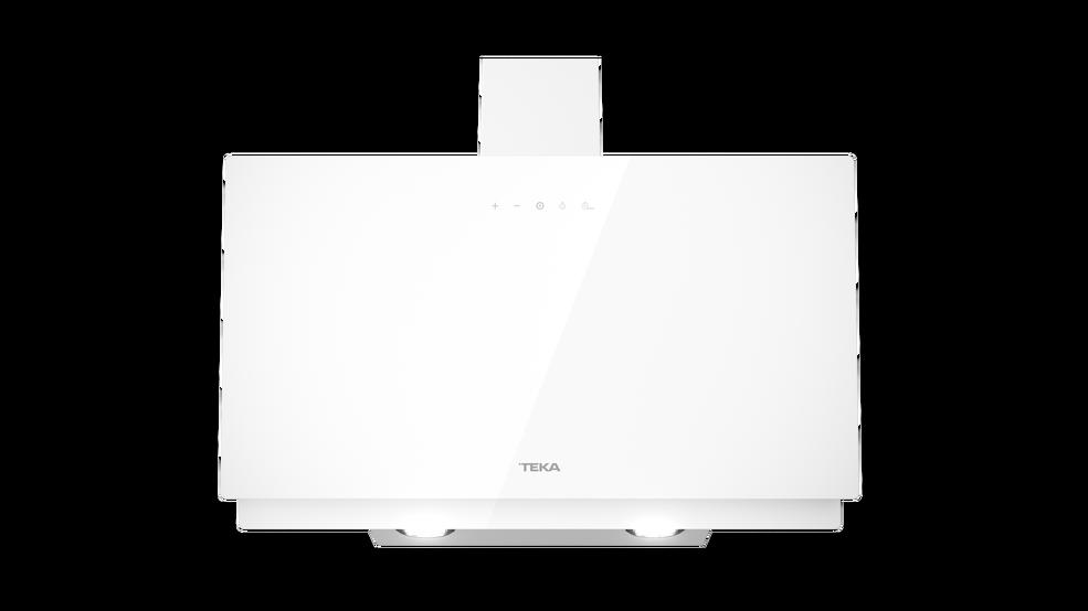 View 1 of hood DVN 74030 TTC White by Teka
