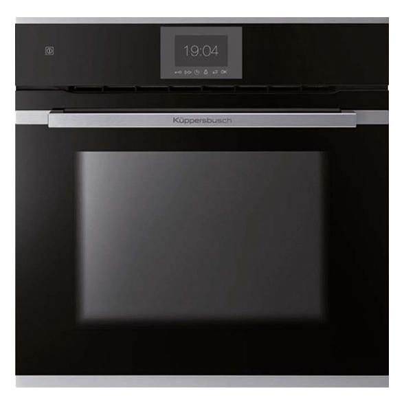 View 1 of oven BP6550.0S Kính đen by Kúppersbusch