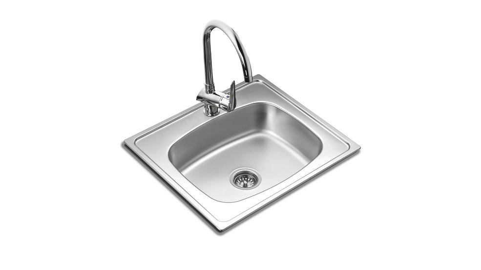 View 1 of sink 635.560 1B (25.22) 8