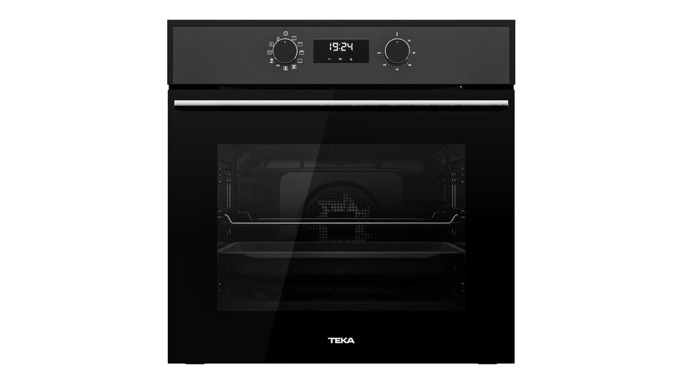 Imagen 1 de horno HSB 620 P Black de Teka