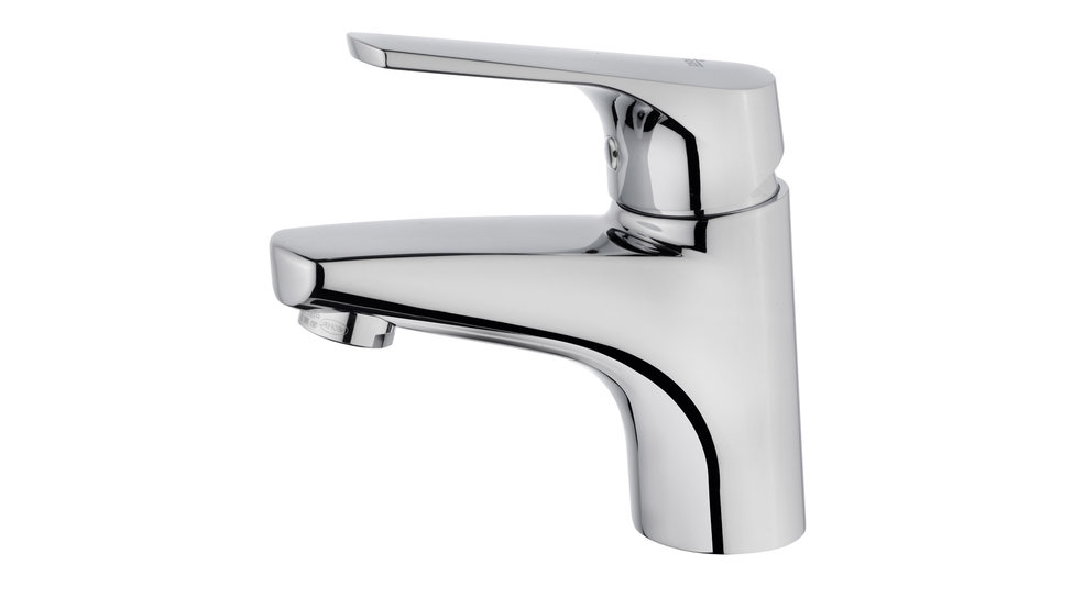 Imagen 1 de grifo de baño MT PLUS WASHBASIN MIXER DITTO,WITHOUT POP UP WASTE Chrome de Teka