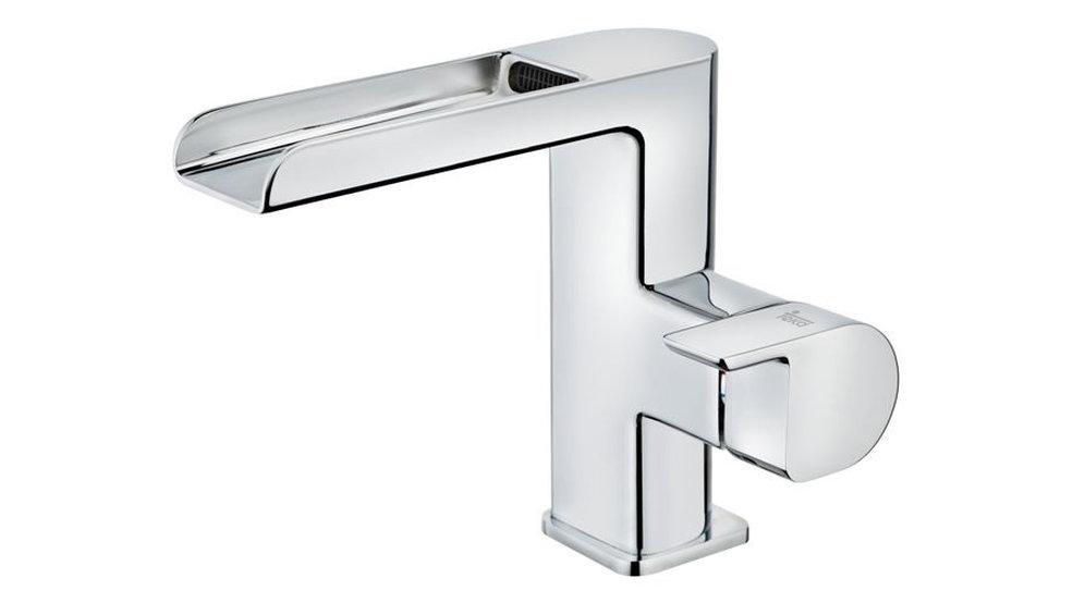 Imagen 1 de grifo de baño FORMENTERA CASCADE WASHBASIN MIXER Chrome de Teka