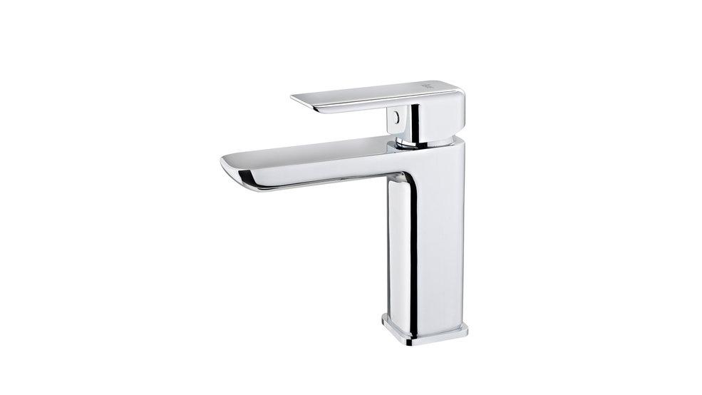 Imagen 1 de grifo de baño FORMENTERA WASHBASIN MIXER Chrome de Teka