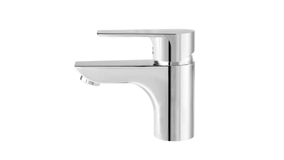 Imagen 1 de grifo de baño CALVIA WASHBASIN MIXER Chrome de Teka