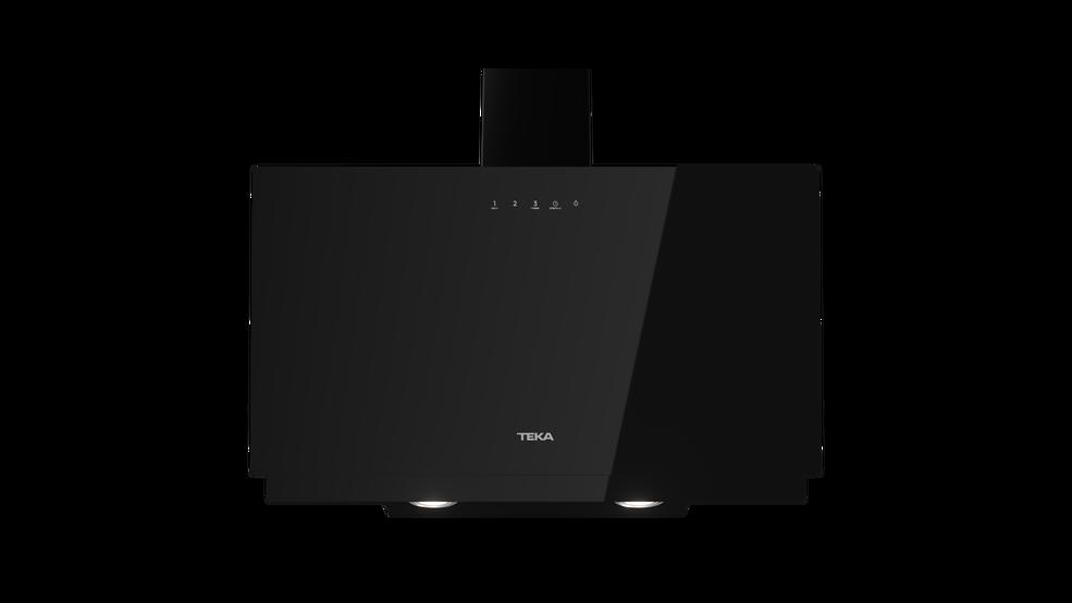 Imagen 1 de campana DVN 77050 TTC BK Cristal negro de Teka