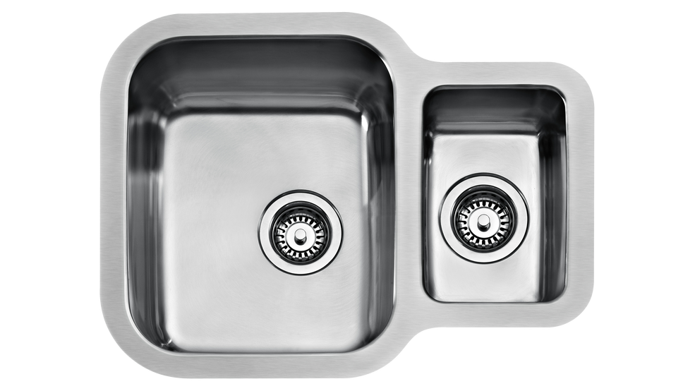 View 1 of sink BE 1½B 625 Stainless Steel by Teka