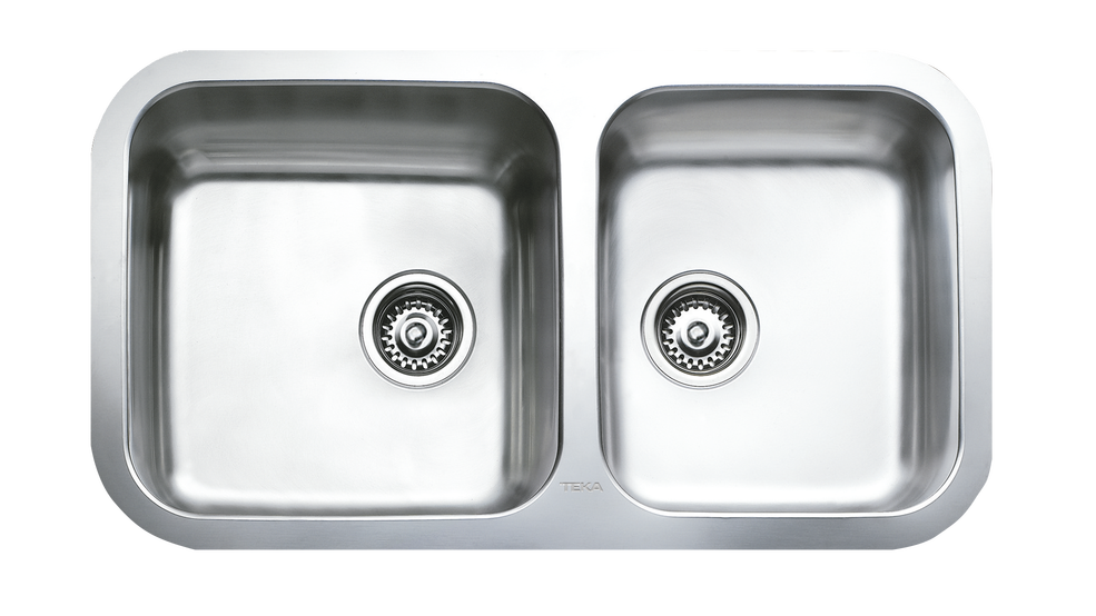 View 1 of sink BE 2B 845 R Stainless Steel by Teka
