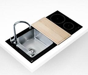 Fregaderos de cocina Teka | Acero, cristal o granito, tú eliges