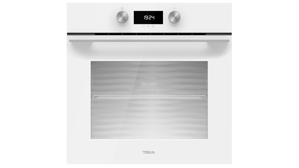 View 1 of oven HLB 8400 P White Glass by Teka