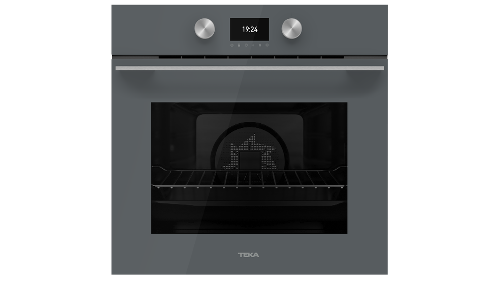 View 1 of oven HLB 8600 ST Stone Grey Glass by Teka