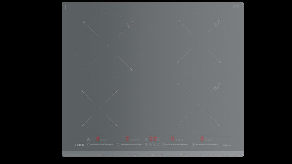 View 1 of hob IZ 6420 Stone Grey Glass by Teka