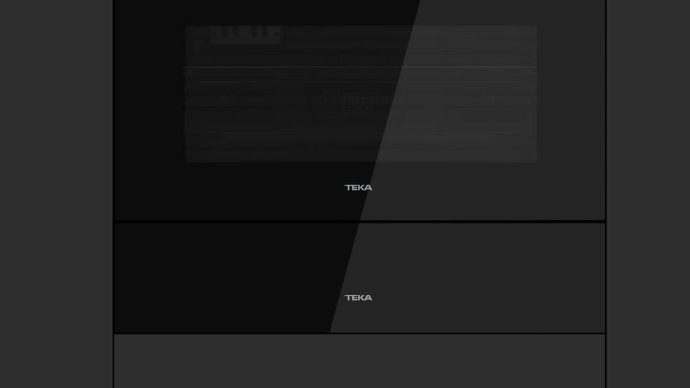 Imagen 1 de accesorio de cocina KIT VS/CP COLOR Cristal negro de Teka