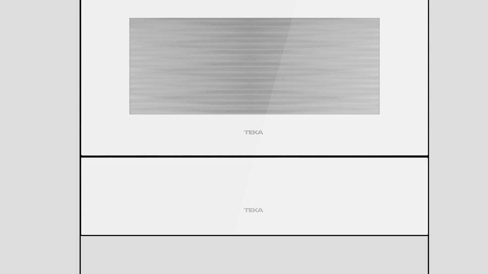 Imagen 1 de accesorio de cocina KIT VS/CP COLOR Cristal blanco de Teka