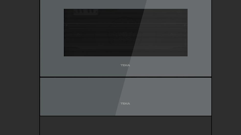 Imagen 1 de accesorio de cocina KIT VS/CP COLOR Cristal Stone grey de Teka