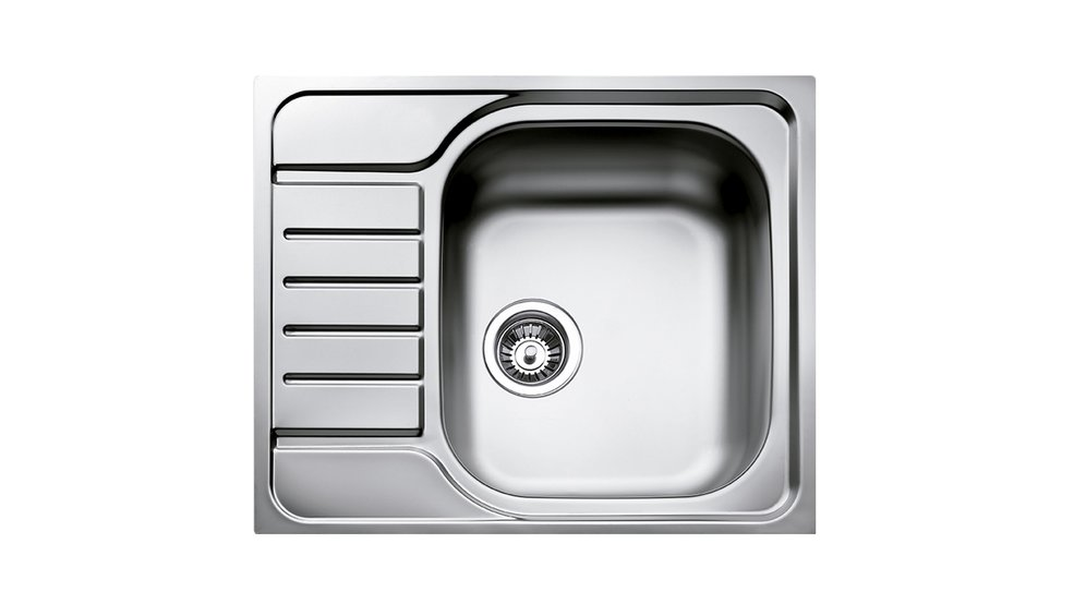 View 1 of sink CLASSIC 1B ½D 580 by Teka