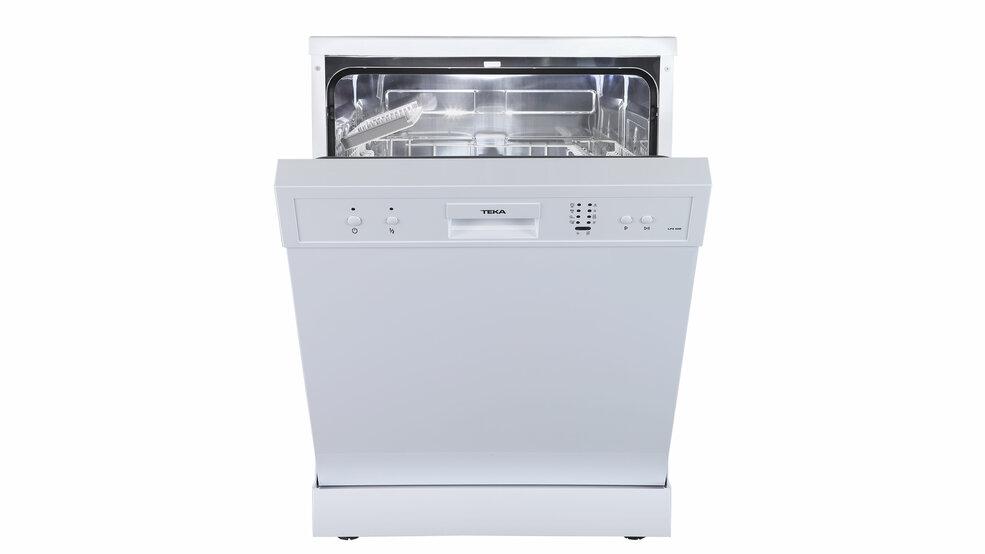 Imagen 1 de lavavajillas LP8 600 Blanco de Teka