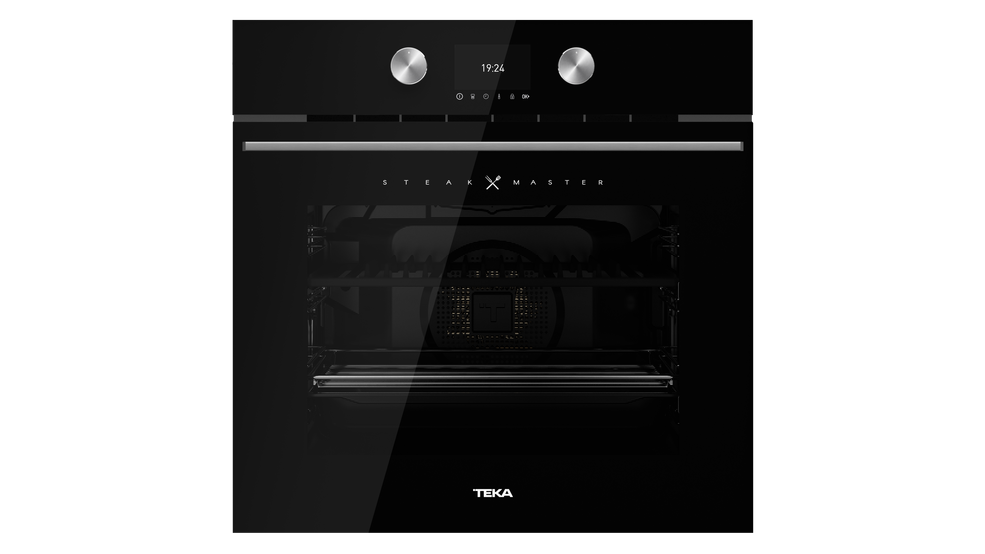 View 1 of oven SteakMaster Black Glass by Teka