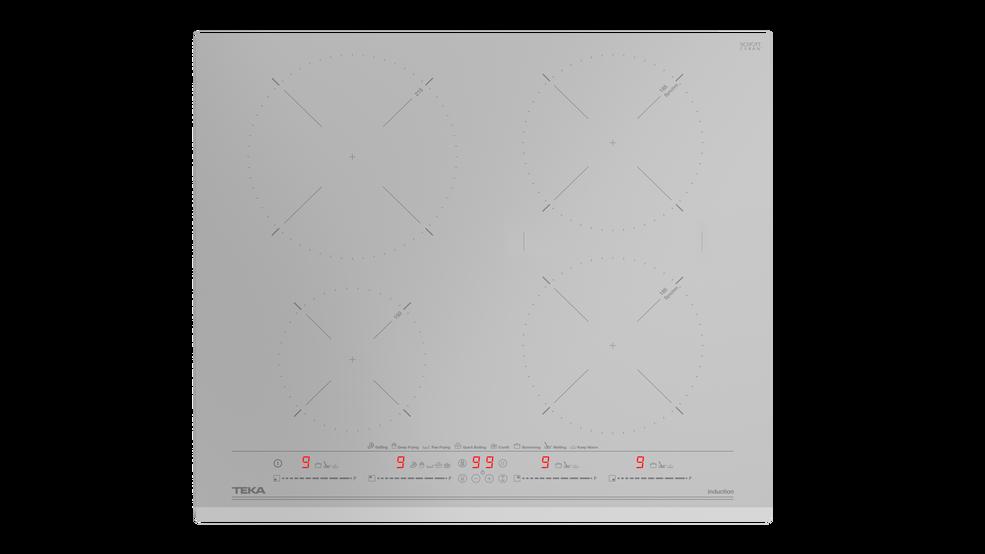 View 1 of hob IZC 64630 SM MST Steam Grey Glass by Teka
