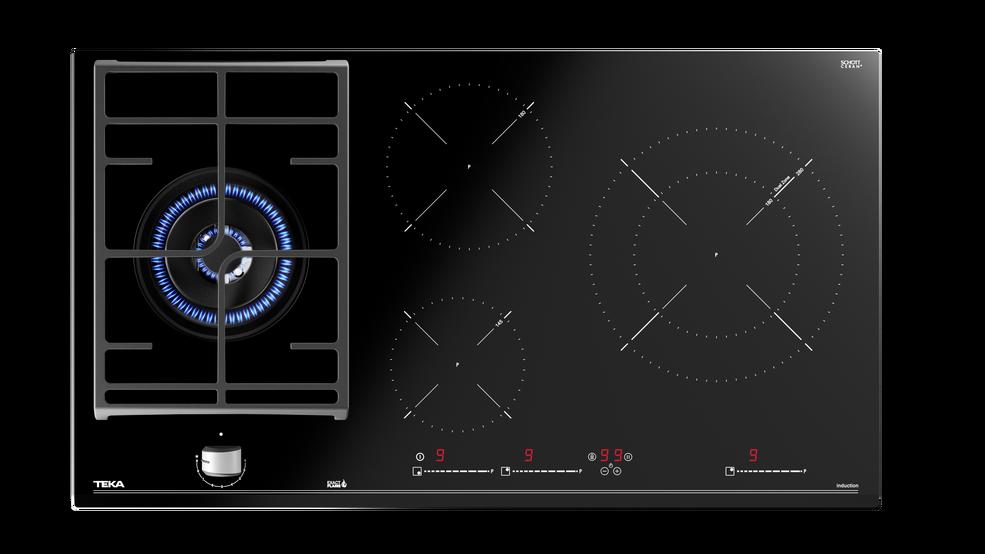 Imagen 1 de placa JZC 94313 ABN Cristal negro de Teka