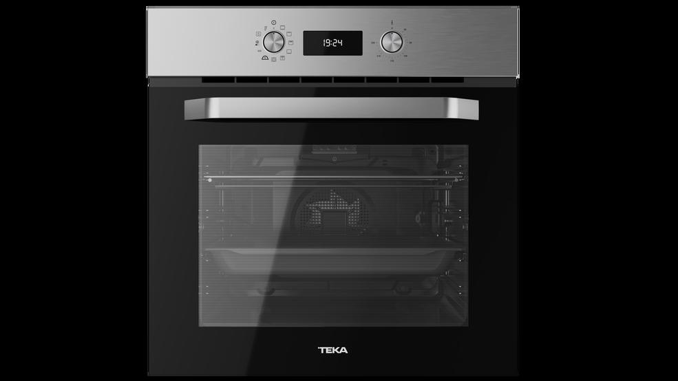 Imagen 1 de horno HCB 6645 Acero inoxidable de Teka