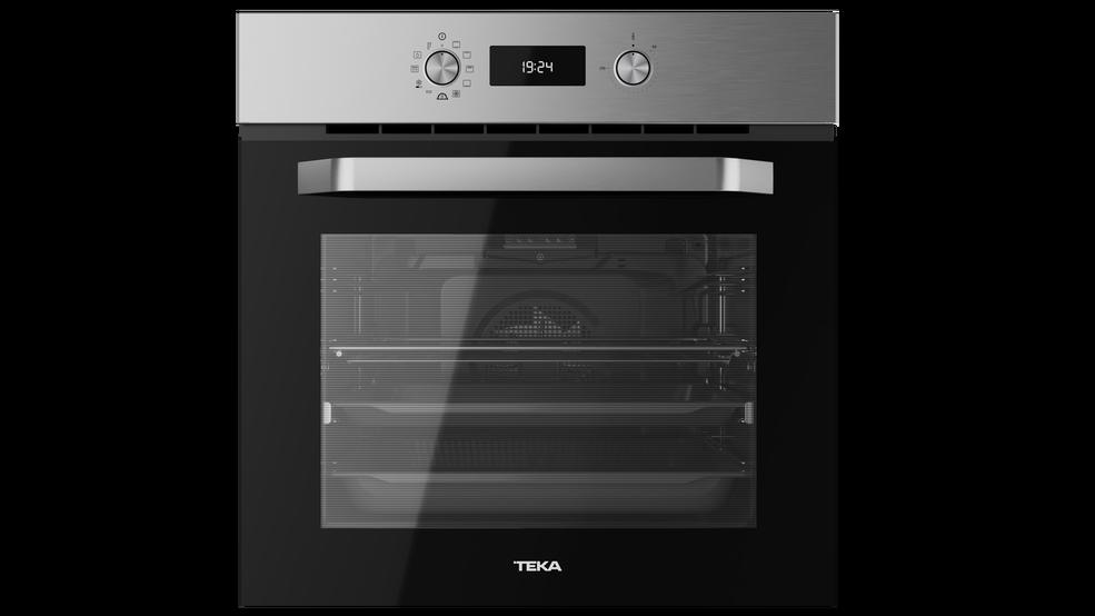 Imagen 1 de horno HCB 6645 P Acero inoxidable de Teka