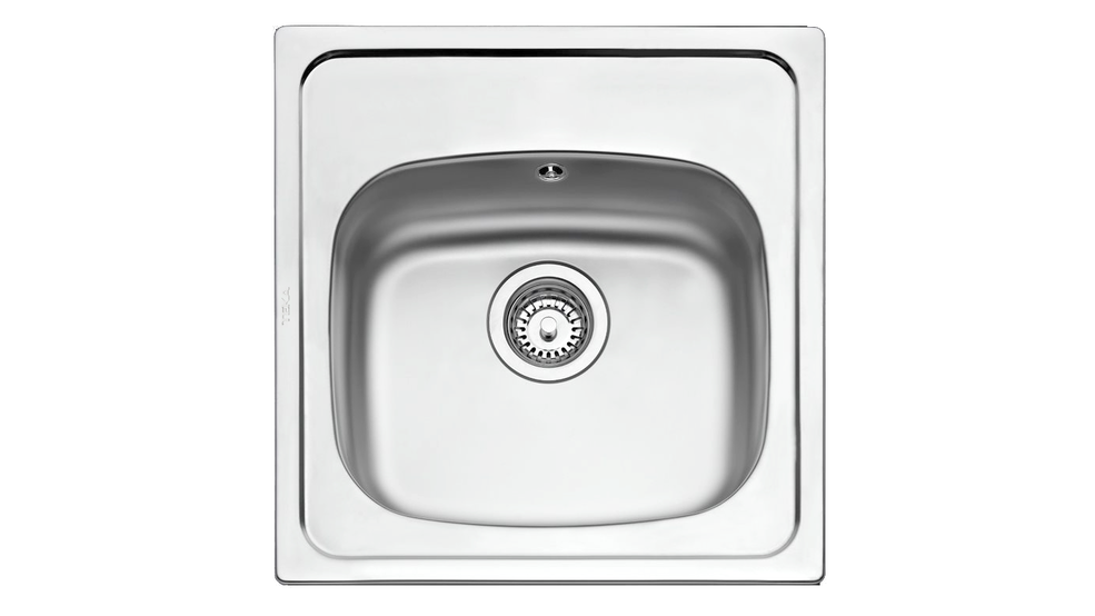View 1 of sink STARBRIGHT 50 E-XN 1B Stainless Steel by Teka