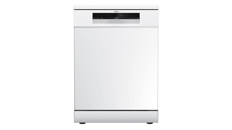 Imagen 1 de lavavajillas DFS 26610 Blanco de Teka