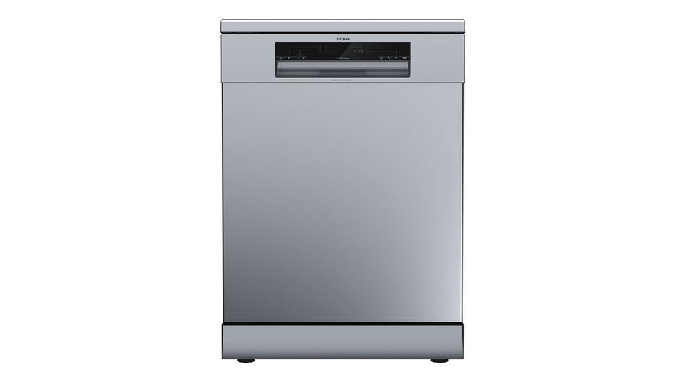 Imagen 1 de lavavajillas DFS 26610 Acero inoxidable de Teka