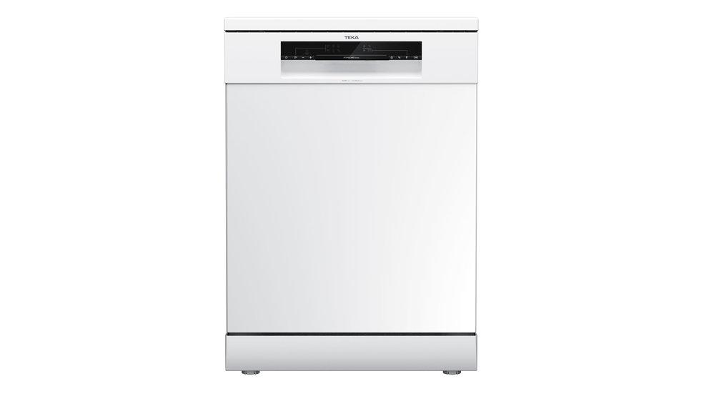 Imagen 1 de lavavajillas DFS 26650 Blanco de Teka