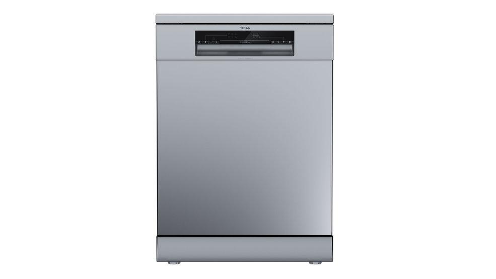 Imagen 1 de lavavajillas DFS 26650 Acero inoxidable de Teka
