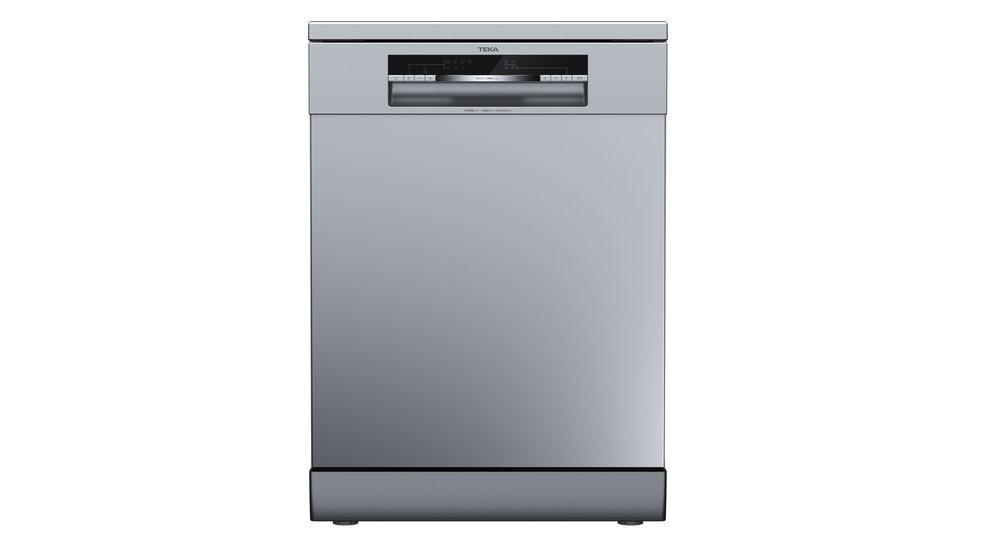 Imagen 1 de lavavajillas DFS 46710 Acero inoxidable de Teka