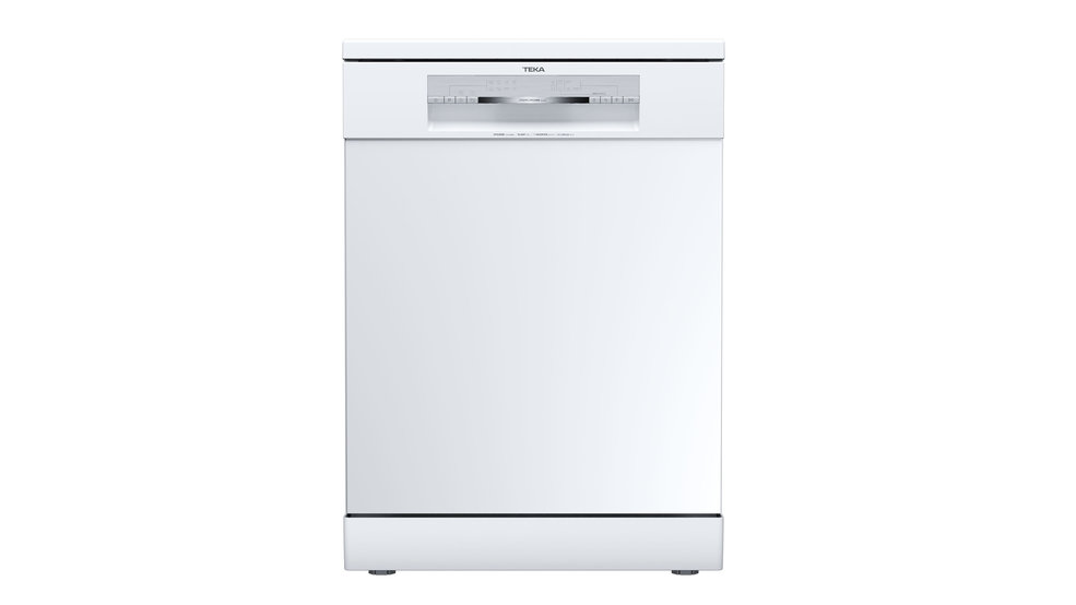 Imagen 1 de lavavajillas DFS 76810 Blanco de Teka
