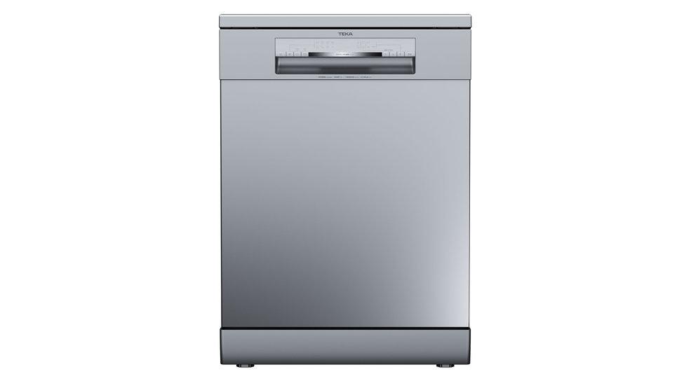 Imagen 1 de lavavajillas DFS 76850 Acero inoxidable de Teka