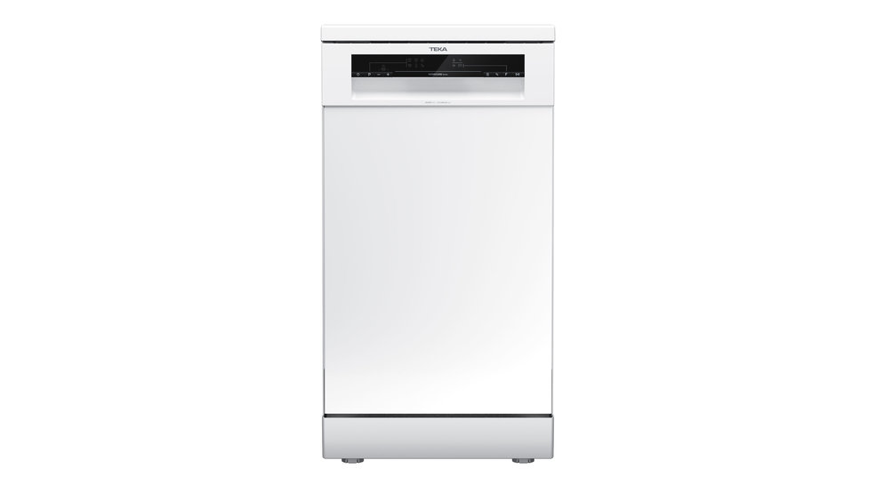 Imagen 1 de lavavajillas DFS 24650 Blanco de Teka