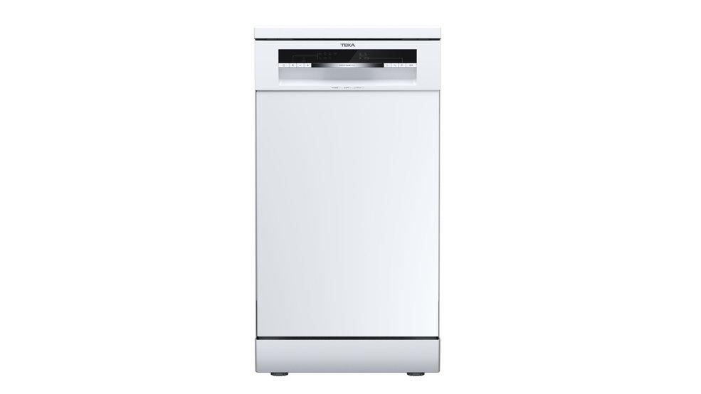Imagen 1 de lavavajillas DFS 44750 Blanco de Teka