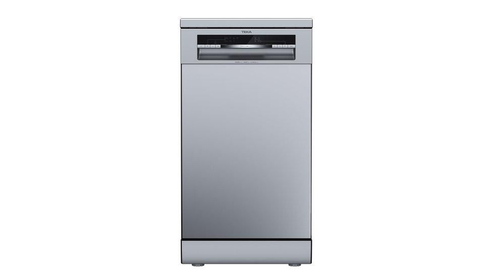 Imagen 1 de lavavajillas DFS 44750 Acero inoxidable de Teka