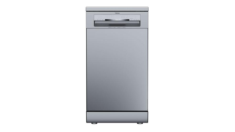 Imagen 1 de lavavajillas DFS 74850 Acero inoxidable de Teka